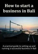 How to Start a Business in Bali